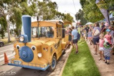 All aboard the Leeton Lions Train [2016 Rhythm n Rail]