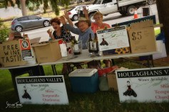 Sample some of the local wines [2016 Rhythm n Rail]