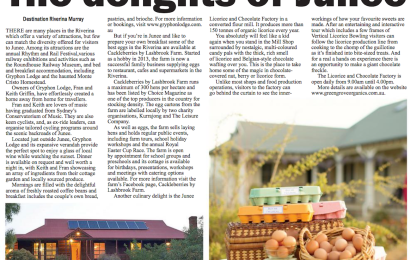 The delights of Junee Wagga Weekly June 15, 2018 Page 12