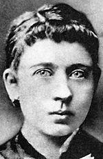 Fotografia di Klara Pölzl, madre di Adolf Hitler.