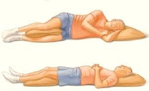 Mal di schiena quando dormo: causa e rimedi