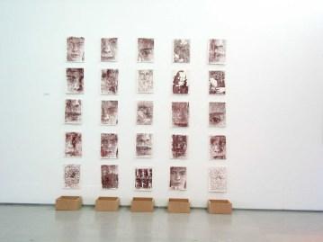 1 expositie Klei installatie 2