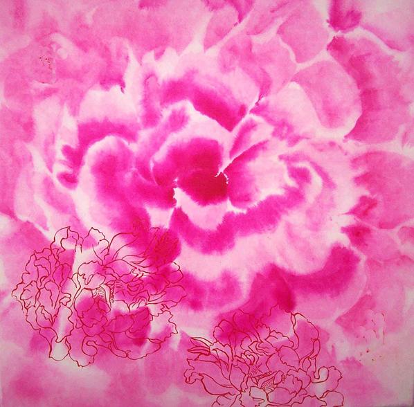 roos 50 bij 50 met zeefdruk21