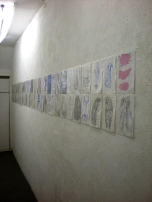 oester-tekeningen Expo Sidac winter2011