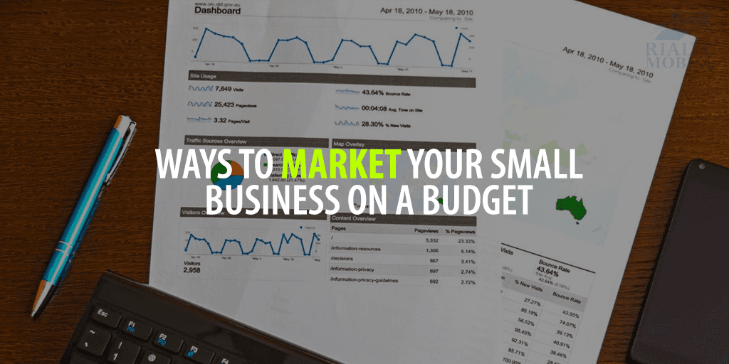 Market Your Small Business on a Budget