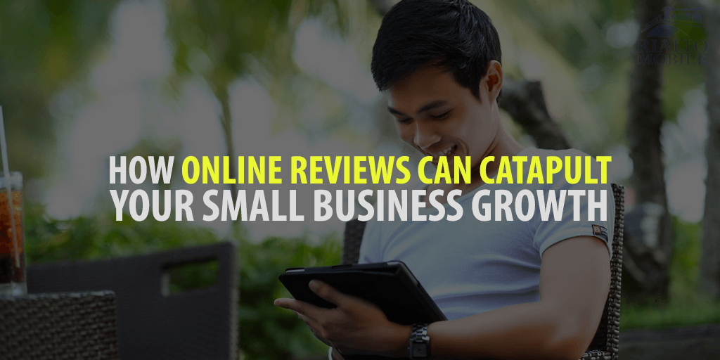 Online Reviews for Small Business Growth