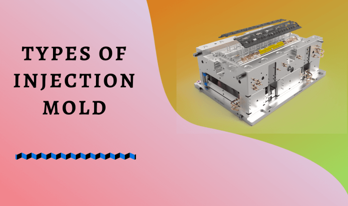 types of injection mold