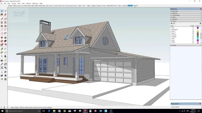 Free 3D CAD software