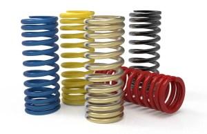 types of springs