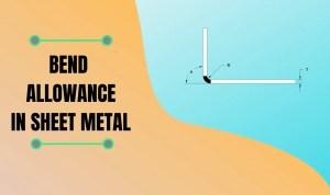 bend allowance
