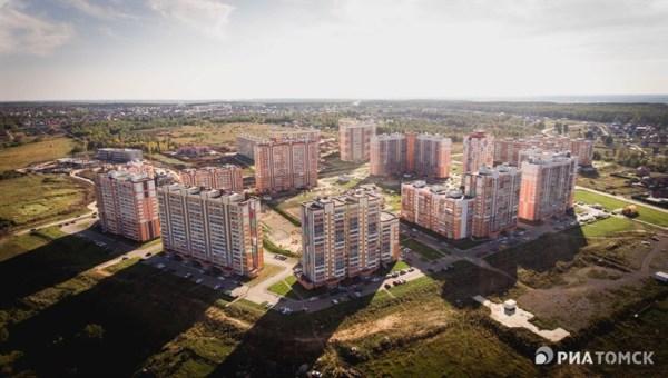 Строительство школы в Южных Воротах под Томском завершится