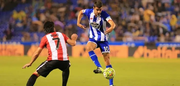 Juan Dominguez Deportivo Athletic