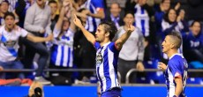Arribas gol Deportivo Athletic 012
