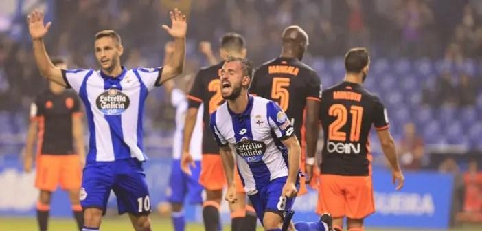 Deportivo - Valencia - Emre Çolak