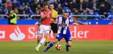Guilherme - Deportivo vs Alavés