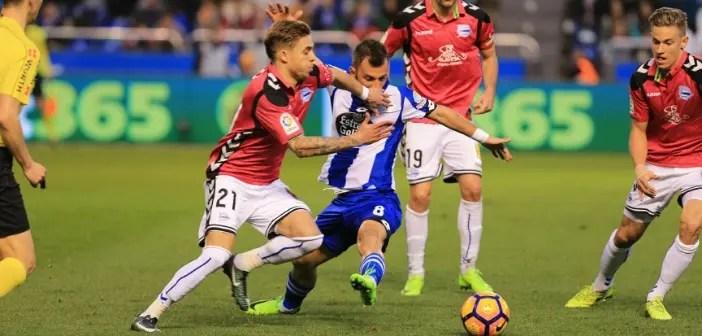 Emre Çolak - Deportivo vs Alavés