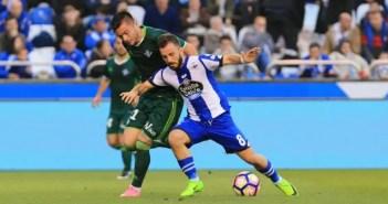 Emre Çolak Deportivo vs Betis