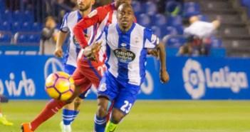 Gael Kakuta - Deportivo vs Atlético de Madrid