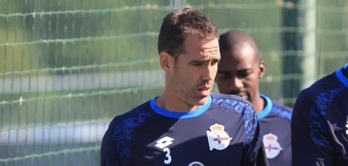 Fernando Navarro entrenamiento