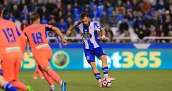 Deportivo vs Granada: Emre Çolak