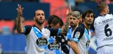 Gol Guilherme - Osasuna vs Deportivo