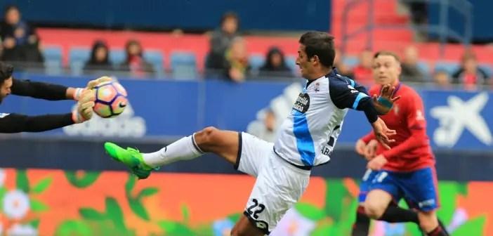 Osasuna vs Deportivo