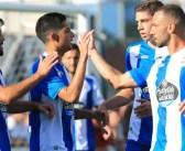 Bakkali se estrena contra el Bergantiños en otra goleada del Dépor (1-6)