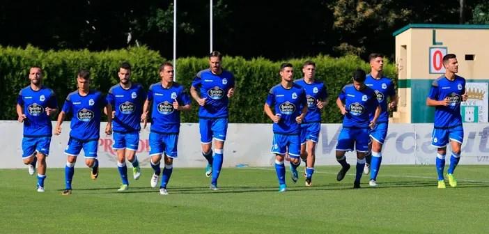Pretemporada. Racing Villalbés - RC Deportivo