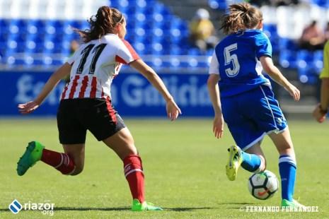 Dépor Femenino - Athletic de Bilbao: Iris Arnaiz