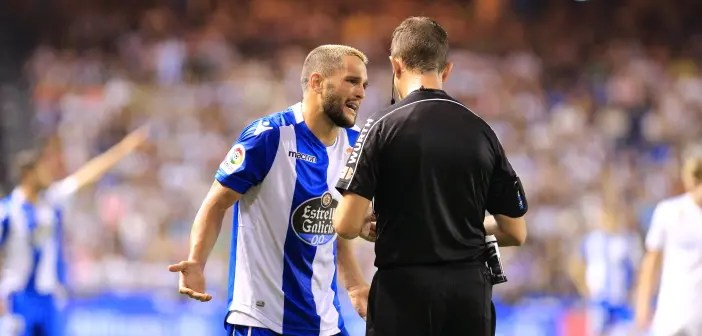 Florin Andone: Deportivo - Real Madrid