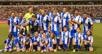 Once inicial: Deportivo - Real Madrid