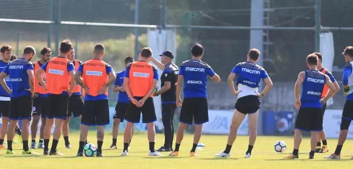 Instrucciones Pepe Mel: entrenamiento Deportivo Coruña 22 de agosto 2017