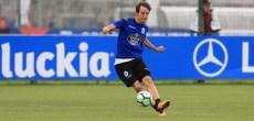 Pedro Mosquera - Entrenamiento Deportivo - 25 de agosto