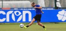 Florin Andone - Entrenamiento Deportivo - 25 de agosto
