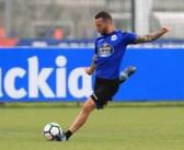 "Guilherme: ""No he hecho buenos partidos, pero estoy mejorando"""