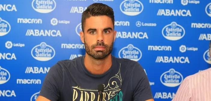 Despedida del Deportivo de Juan Domínguez