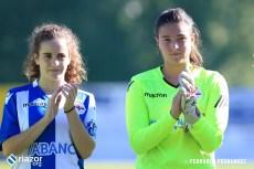 Deportivo Femenino - Sárdoma: Tere Abelleira Malena Mieres