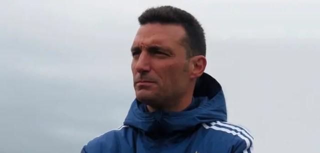 Scaloni, herido grave tras ser atropellado en Mallorca