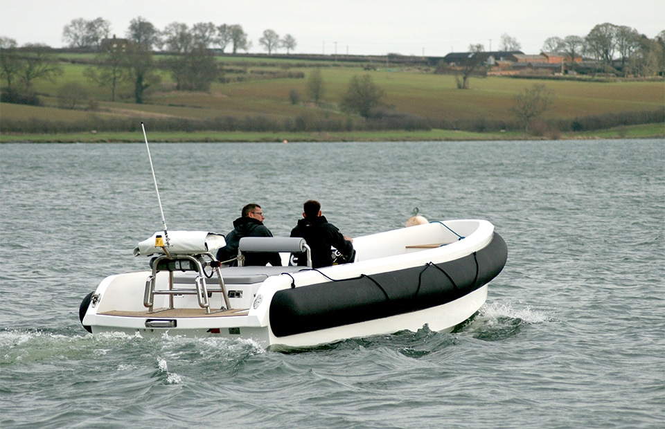 The world's largest range of SOLAS Tenders   Approved Rescue