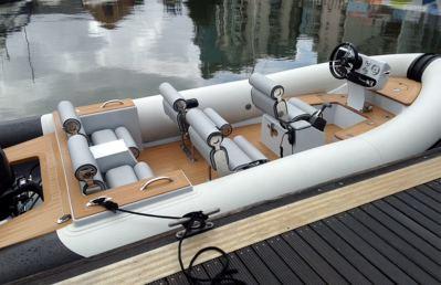 Rib-X Action 3 Superyacht Tender