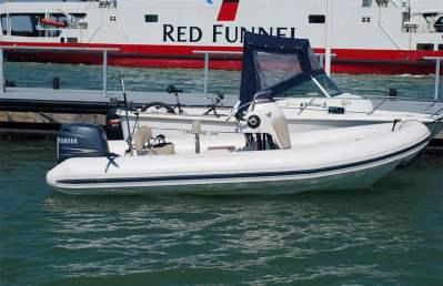 Rib-X Athos 1 Superyacht Tender