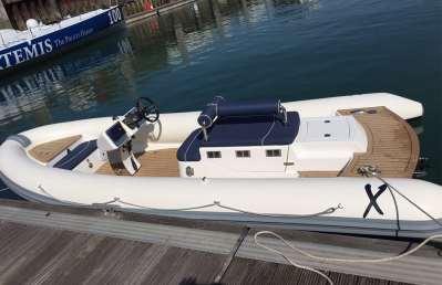 Rib-X Ellen V1 Superyacht Tender
