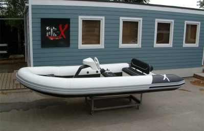 Rib-X Magrathea Superyacht Tender
