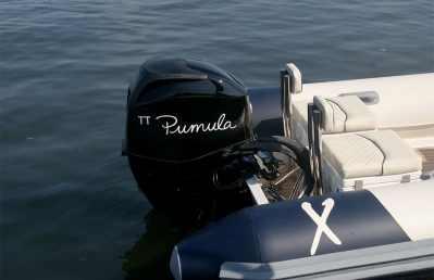 Rib-X Pumula Superyacht Tender