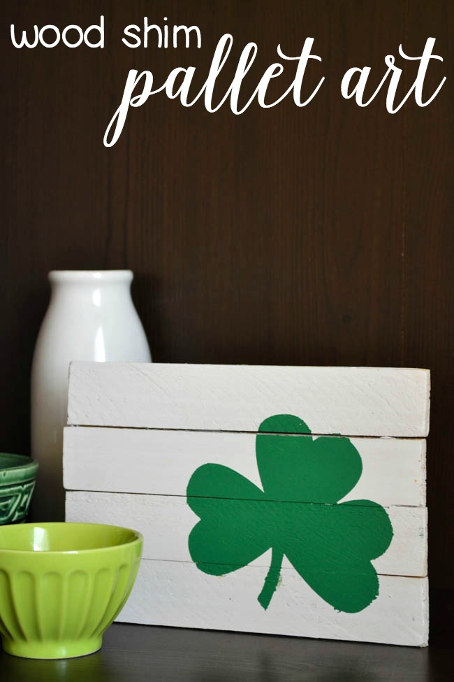 Lucky Wood Projects For St Patricks Day