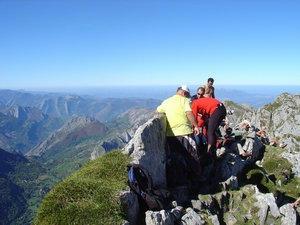 Mirador Ordiales en Asturias