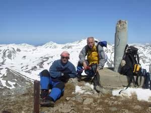 Monte Ihuero