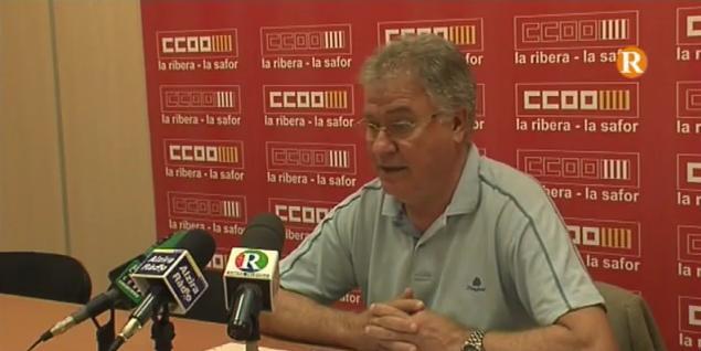 L'Atur agrícola puja un 30% en tres anys a la Comunitat Valenciana