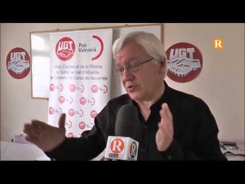UGT presentarà 500 contenciosos a la comarca exigint la part devengada de la paga extra de 2012