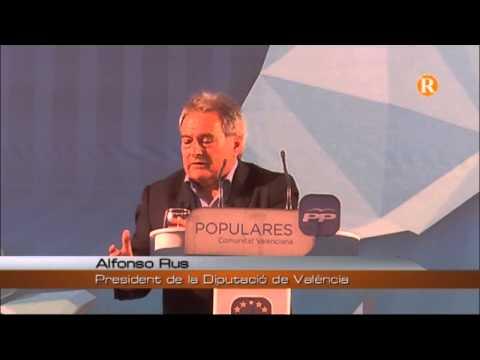 Alzira acull el miting comarcal del Partit Popular